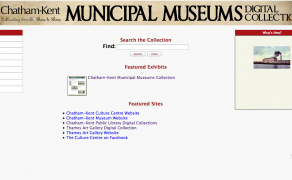 Chatham-Kent Municipal Museums
