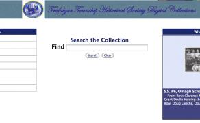 Trafalgar Township Historical Society