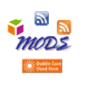 MODS metadata export logo