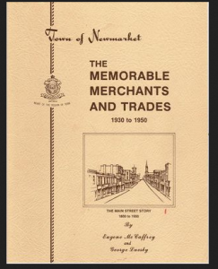 Cover image from local history collection